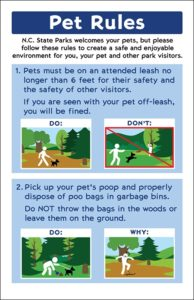 Outdoors NC- Pet Health- Safety